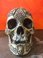 fancy skull